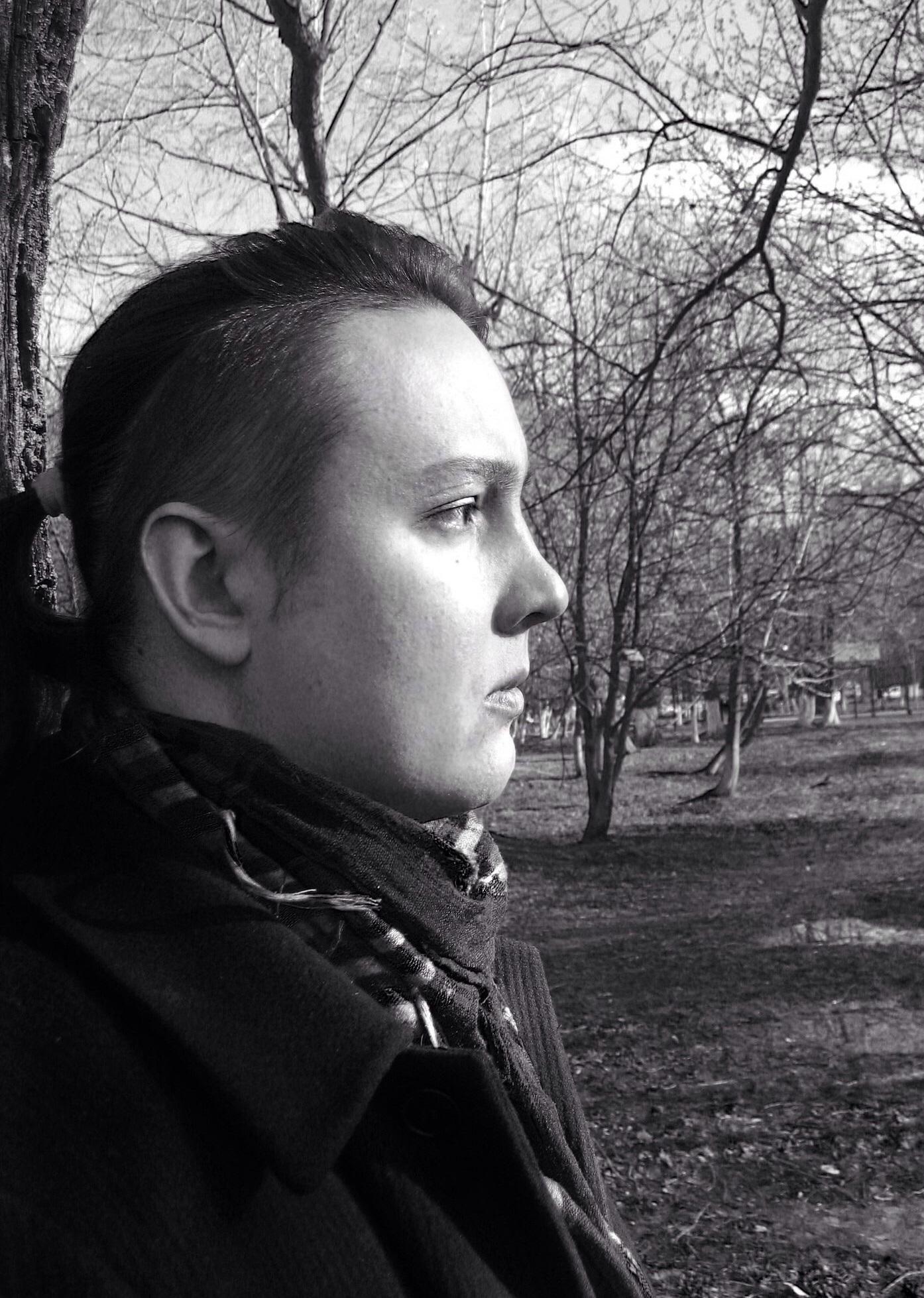 Юрий Виноградов, музыкант-импровизатор и историк философии.