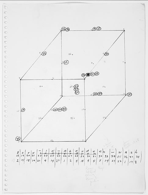Воображаемый куб Тришы Браун. <a>Источник</a>