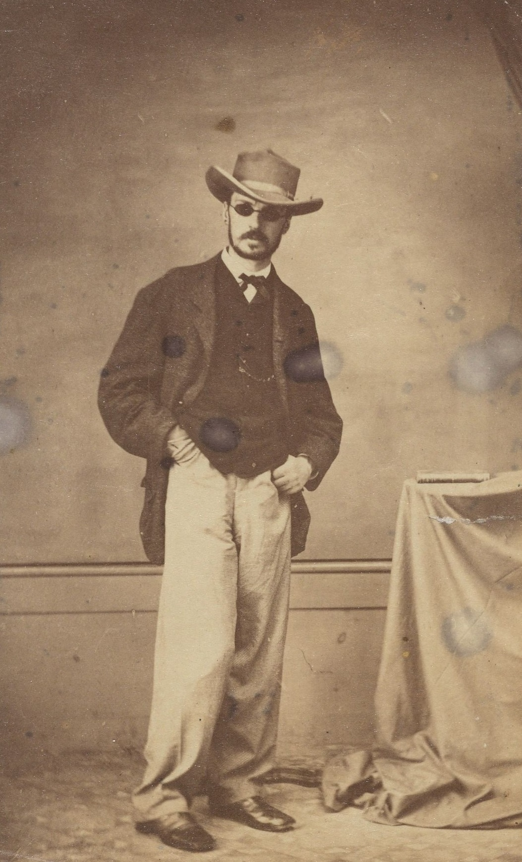 <b>Уильям Джеймс</b> в молодости.