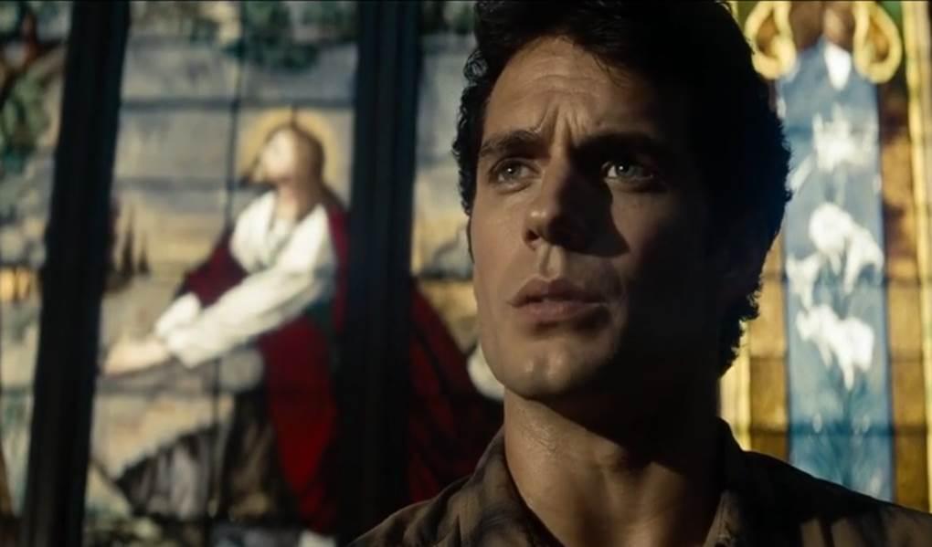 Иисус и Супермен
