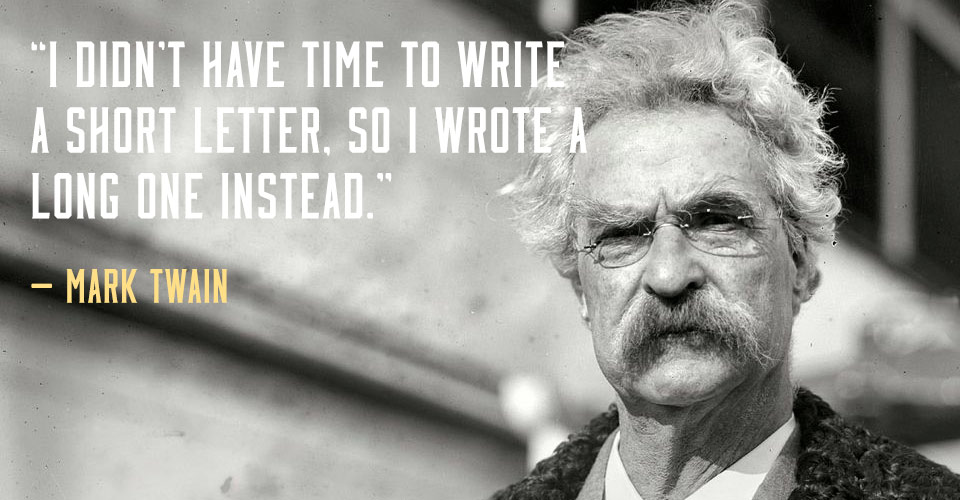 a research on the life and times of mark twain  1 mark twain research paper mark twain was a very inspirational man he took moments of deep sadness and depression and made humor out of them to make the reader smile and make his books interesting but what many  life and times of mark twain essay.