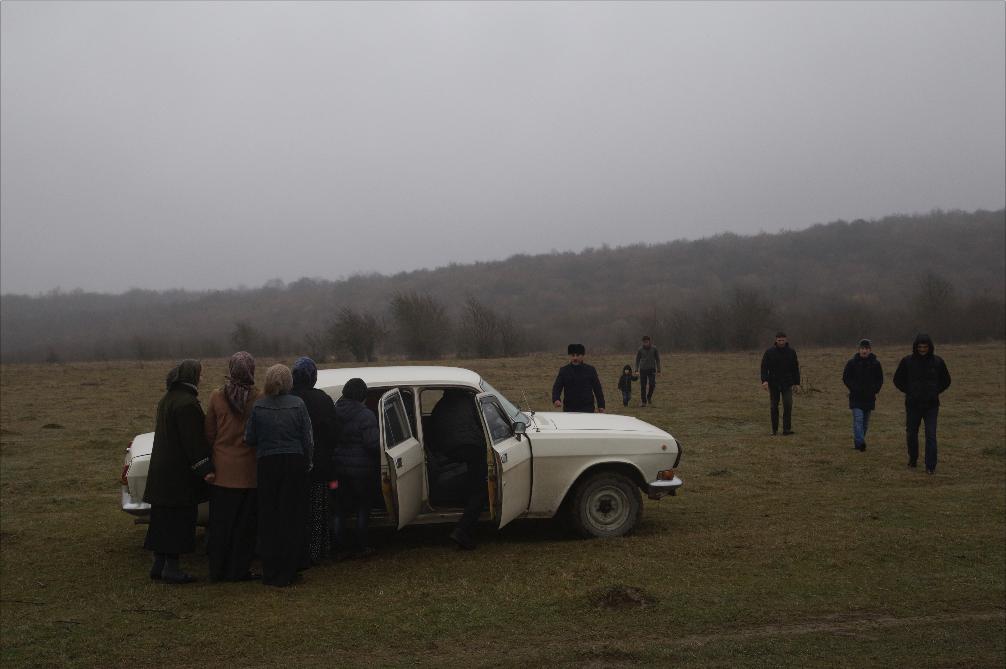 Аслан Гайсумов. Волга. 2015. Видео © Автор