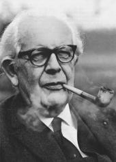 <b>Жан Вильям Фриц Пиаже,</b><i>швейцарский психолог и философ.</i>