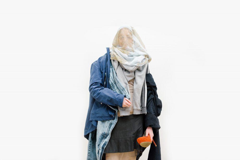Иллюстрация к спектаклю Cloud of me. Фотограф: Екатерина Краева.