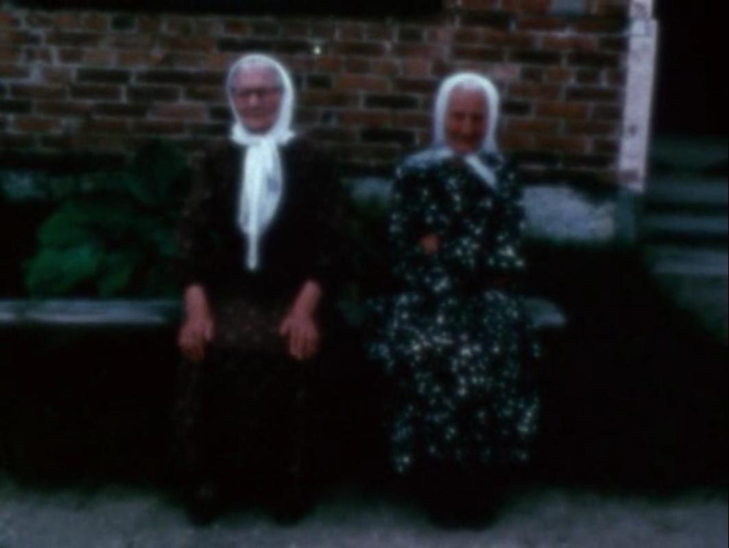 Кадр из фильма<i>Reminiscences of a Journey to Lithuania. </i>Йонас Мекас. 1972