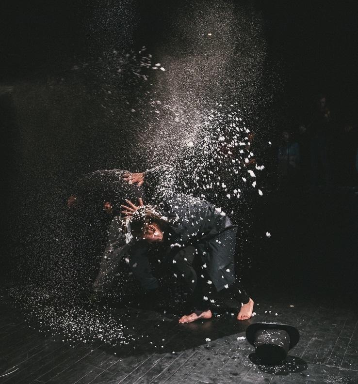 Спектакль «Онегин» (реж. Н. Попова) Фото: Е. Балакирева