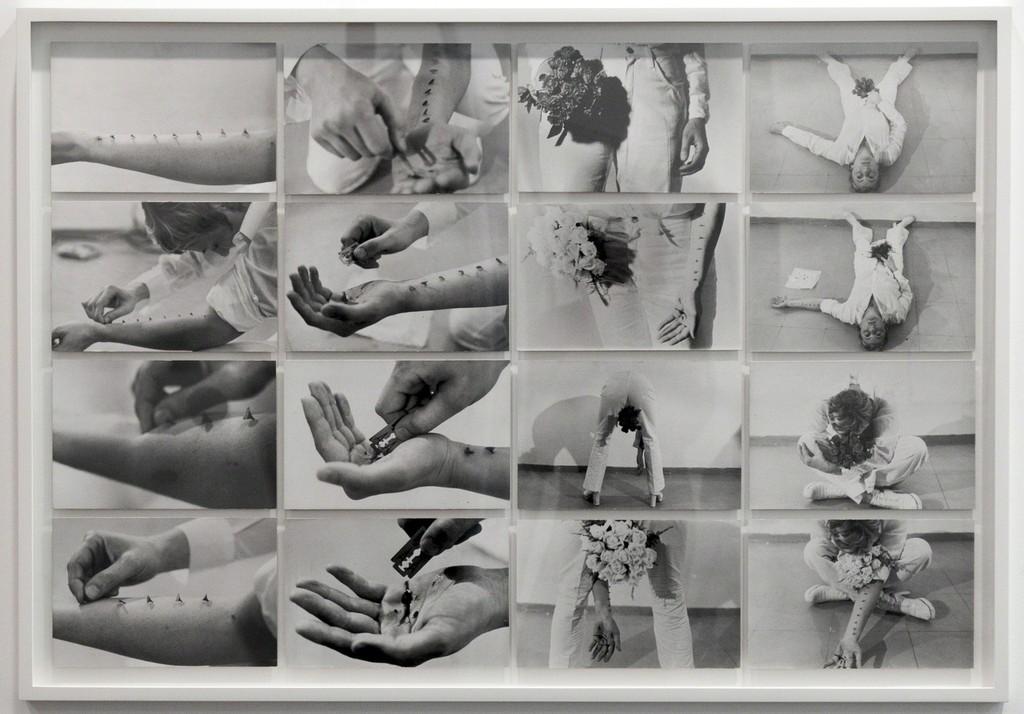 «Сентиментальное действие». Джины Пане, 1973