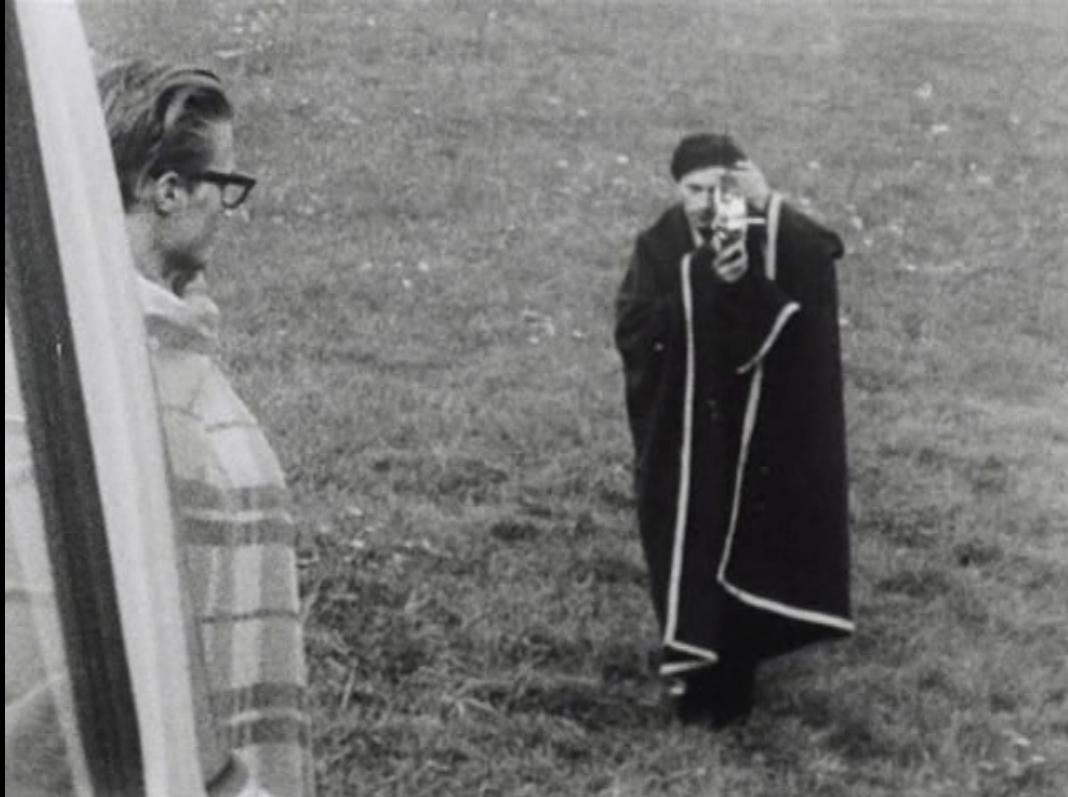 Кадр из фильма <i>Lost, Lost, Lost</i>. Йонас Мекас. 1976