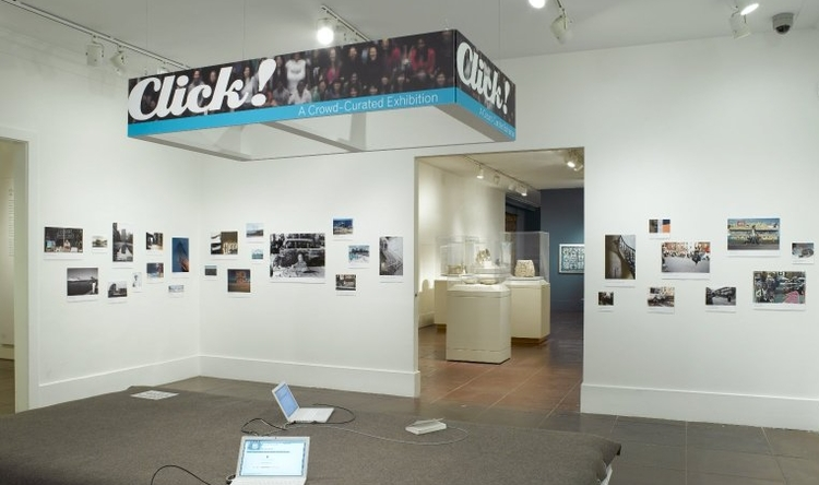 Фото экспозиции «Клик! Создаем выставку вместе»