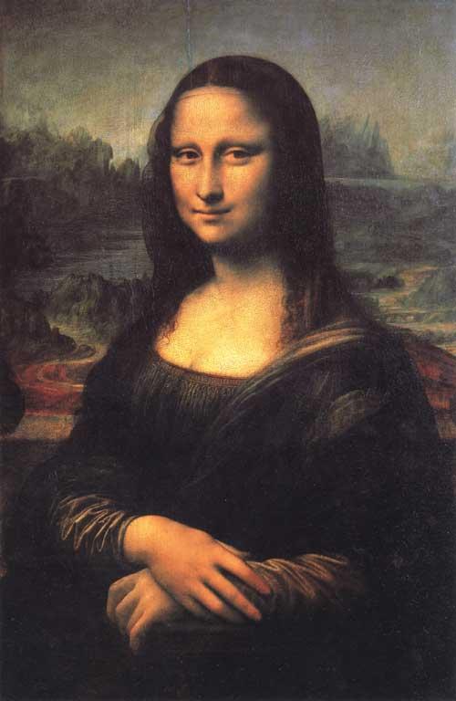 """Джоконда"" Леонардо да Винчи"