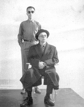 Алексей Борисов и Павел Жагун.