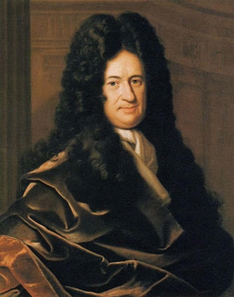 <b>Готфрид ВильгельмЛейбниц, </b><i>саксонский мыслитель заложивший основы дифференциального исчисления.</i>